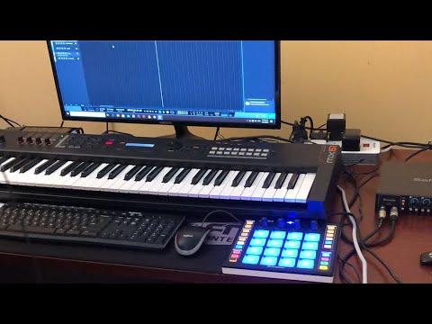 Sesi Recording - Tuni Randavi