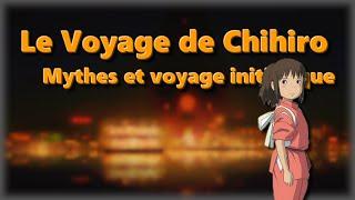 Petite théorie sur le Voyage de Chihiro. Le film est rempli de réfé...