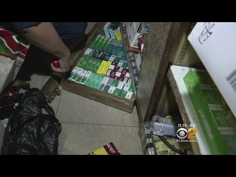 City Cracks Down On Illegal Cigarette Sales