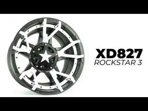XD Series XD Rockstar 3 XD827