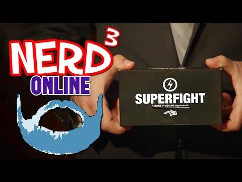 Nerd³ Online... Superfight - With WheezyWaiter!