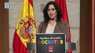#Coronavirus: Ayuso ordena el cierre de Madrid durante los puentes de los Santos y el de La Almudena