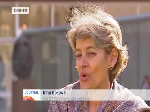 Journal-Interview   Irina Bokowa, UNESCO-Generaldirektorin