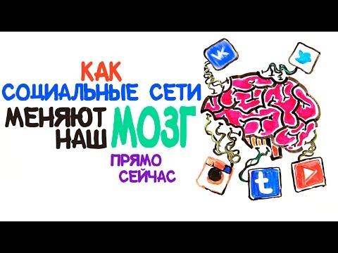 Как социальные сети влияют на человека