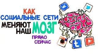 видео Социальные сети - что это такое? Социальные сети России
