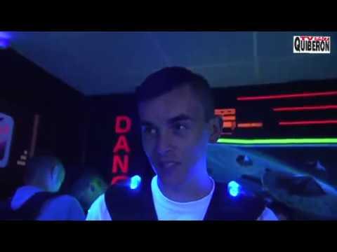 Lanester: Le Laser Blade de Métropolis - Lorient TV