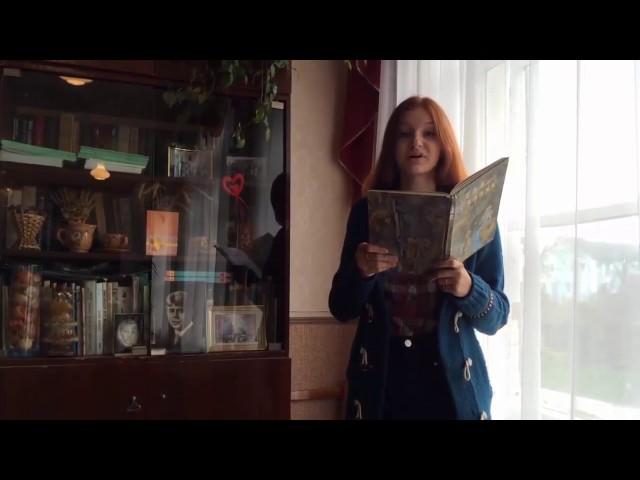 Изображение предпросмотра прочтения – АнастасияКорохова читает произведение «Офелия» В.Я.Брюсова