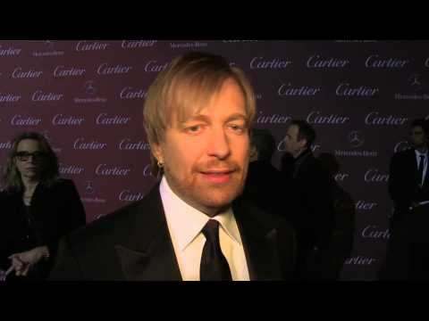 The Imitation Game: Morten Tyldum Exclusive Interview At The Palm Spring Film Festival