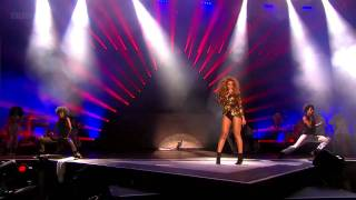beyonce sweet dreams   live glastonbury hd