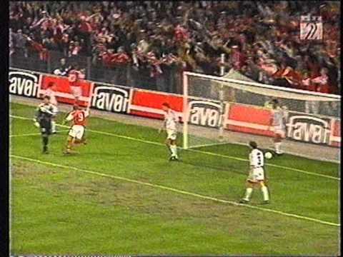 1997 Danmark - Kroatien (VM-kval.)