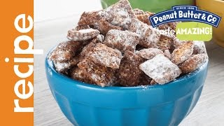 Peanut Butter Chocolate Puppy Chow - Chex Mix Recipe