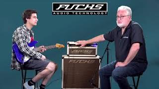Fuchs ODS Classic Amp  Strat Clean