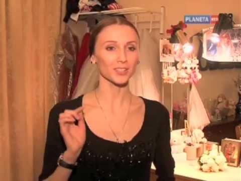 Svetlana Zakharova about the Bolshoi Theatre