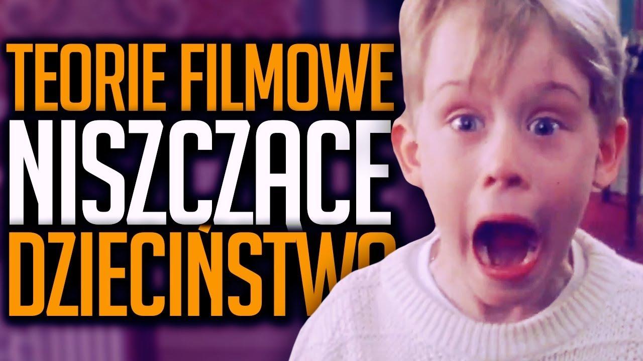 4 teorie filmowe, które zniszczą Wasze dzieciństwa!
