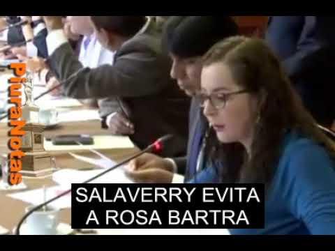 SALAVERRY EVITA A ROSA BARTRA