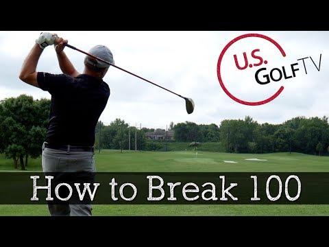 The 5 Best Golf Tips to Finally Break 100