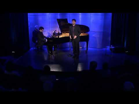 Gregory Feldmann and Cameron RichardsonEames Perform Ralph Vaughan Williams's 'Silent Noon'