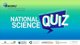 National Science Quiz 2021