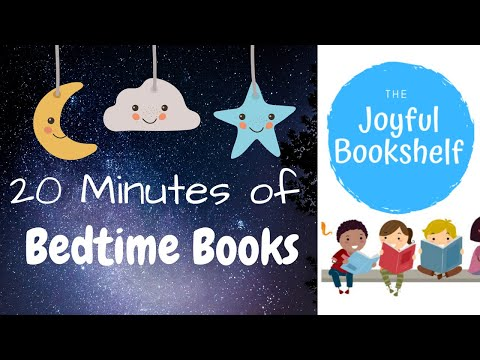💫 Bedtime Stories | 20 Minutes of Calming Bedtime Books Read Aloud for Kids!