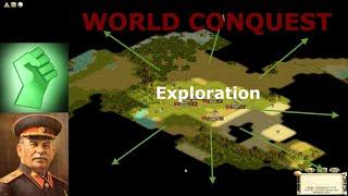 Civ III - World Conquest - Earth (Huge) - Russia [Part 2]