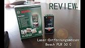 Bosch stellt vor: der digitale laser entfernungsmesser zamo youtube