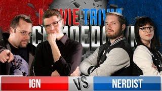 Movie Trivia Team Schmoedown - IGN Vs. Nerdist