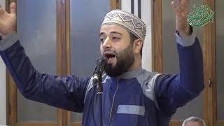 من راح الحب / وديلي سلامي / فرقة الصحابة / المنشد أ محمد برنية / جلسة الأنوار 15/6/2019