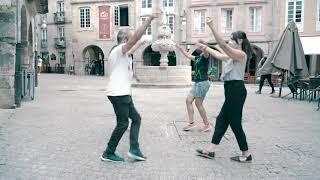 Diferente pero, San Froilán!!!! - Baile