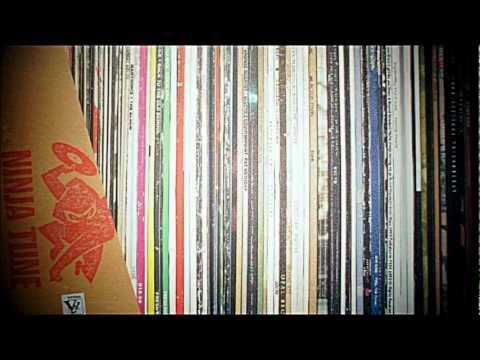 DJ Food: Refried - WildStyle BeatFreaks Collective & Stop Phink(Hidden Chipsters Mix) - Vinyl Rip