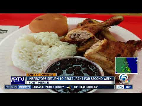 Dirty Dining: 5 area restaurants temporarily closed for high-priority violations