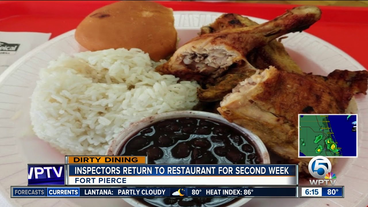 Dirty Dining 5 Area Restaurants Temporarily Closed For High