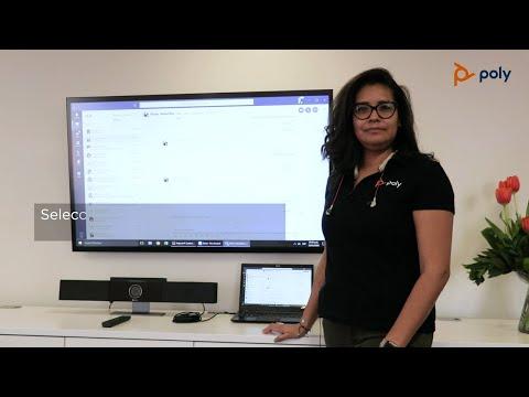 Guía de Uso: Instalando Poly Studio USB en 5 minutos