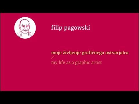 Filip Pagowski: My Life as a Graphic Artist