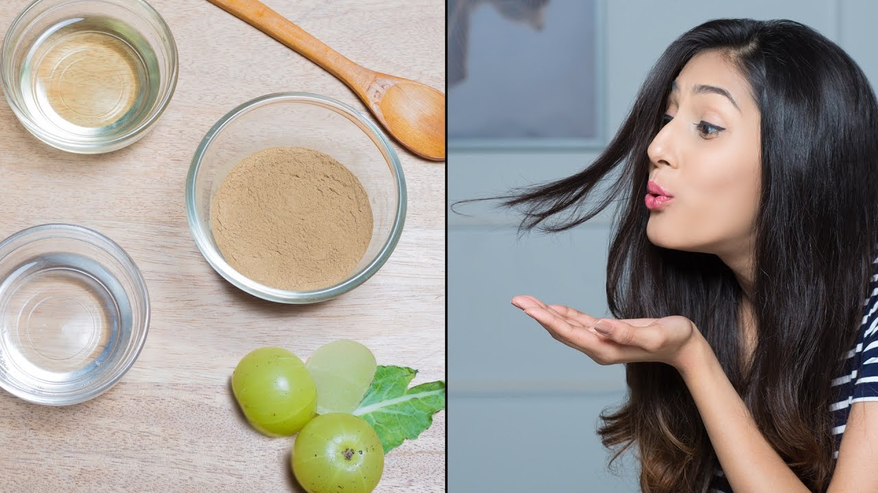 Diy Hair Masks For Dry And Damaged Hair At Home Glamrs Youtube