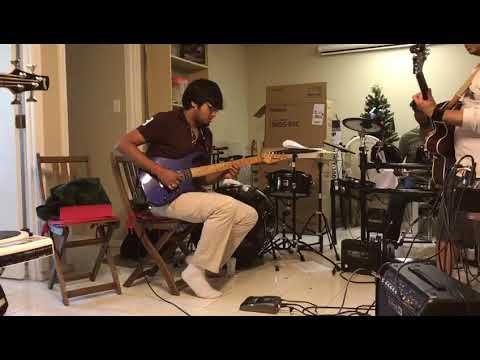 Feluda Theme Rock Fusion - Basement Jam.