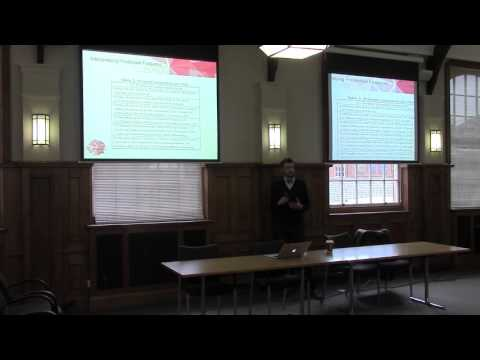School of Science and Technology Seminar, 21/10/15, Part II
