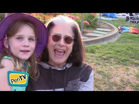 Out & About with PenTV - 104 - San Mateo Central Park Music Series