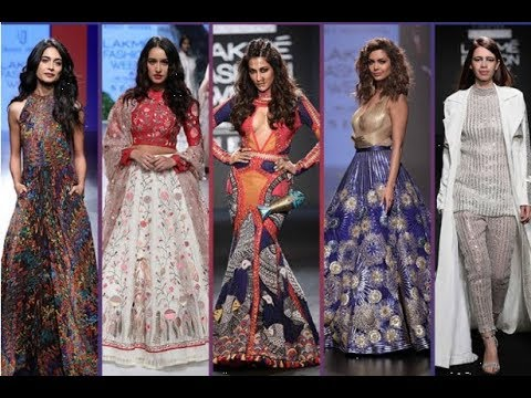 Lakme Fashion Week 2017 Day 3 Highlights: BOLLYWOOD ON RAMP