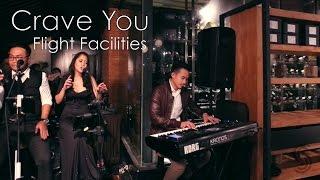 WEDDING BAND BALI Flight Facilities - Crave You ( VAGABOND Cover )