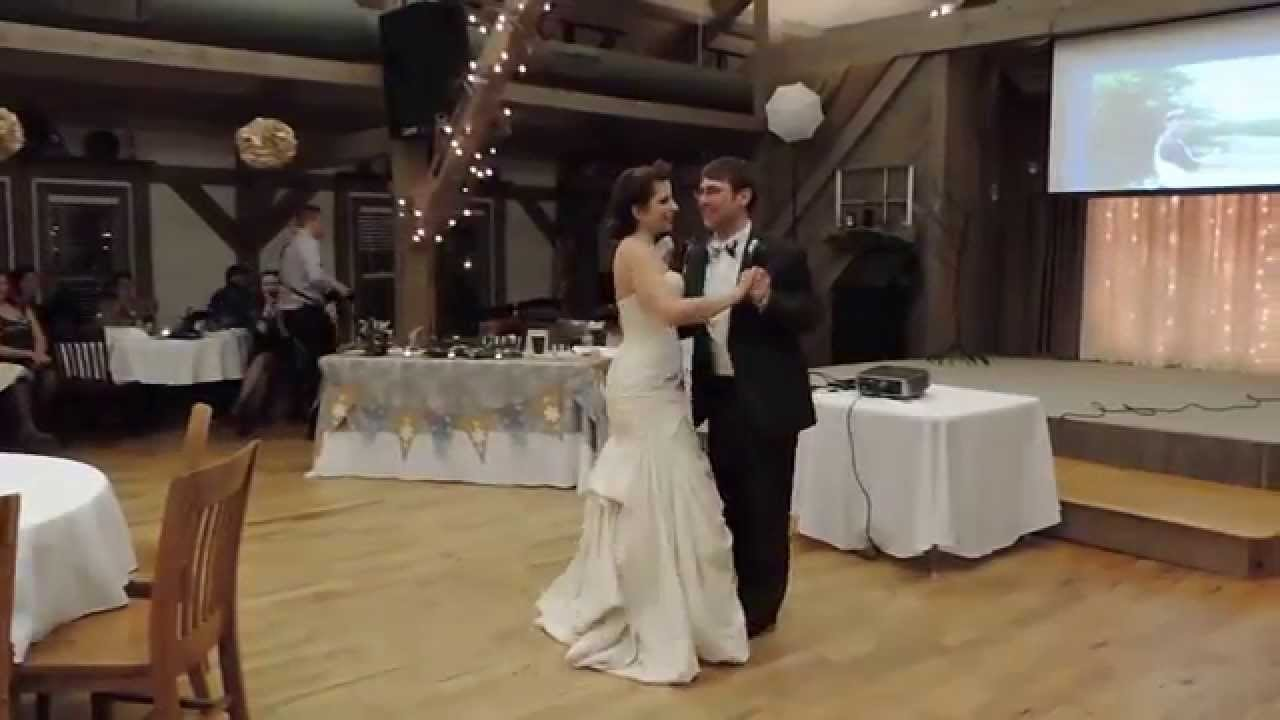Wedding First Dance Surprise Swing Youtube