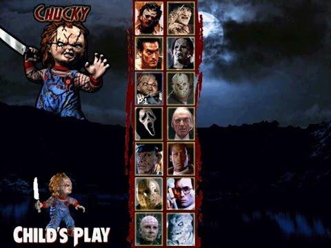 05 Chucky Terrordrome Modo Historia