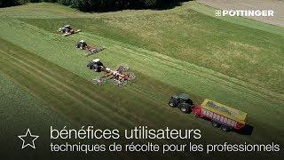 Foto von PÖTTINGER - techniques de récolte pour les professionnels