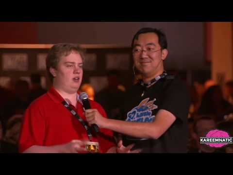 What Happened To Red Shirt Guy At BlizzCon 2017?