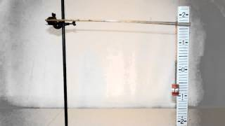 Демонстрація деформації тіла під дією сили тяжіння