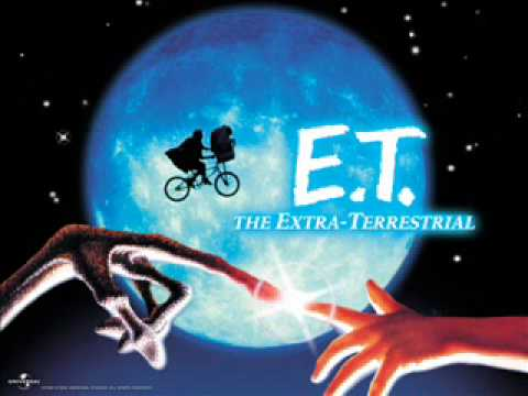E.T. The Extra Terrestrial Soundtrack - 20 Escape/Chase/Saying Goodbye