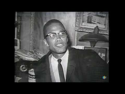 The True Malcolm X Parts 1 & 2 | Historic Speeches