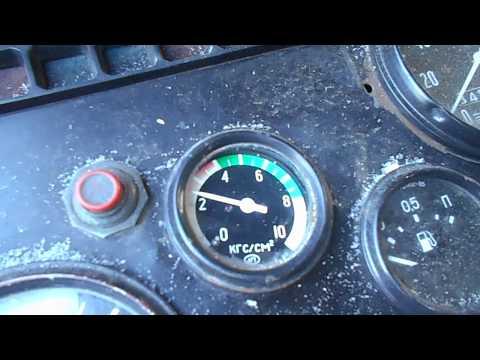 Двигатель Камаз 740 не евро тестовый запуск