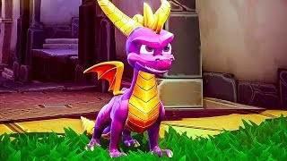 SPYRO Reignited Trilogy - Official Reveal Trailer (2018)