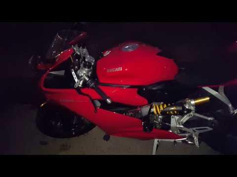 รีวิว Ducati 899 Panigale ของเสี่ยอั๋น เพื่อนสมัยเรียน มช.