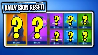 Daily & Featured Item Shop In Fortnite: Battle Royale! (Skin Reset #162)